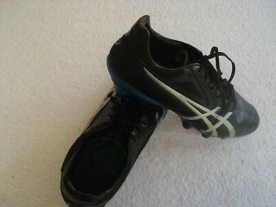 Asics Lethal Speed Flash IT Football Boots US13  Cm30.5  Eu48 AFL, Soccer, Rugby