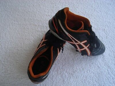 Asics Lethal RS Football Boots  US8  Cm26  Eu41.5  AFL,  Soccer,  Rugby