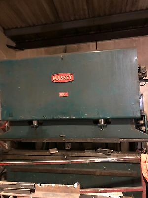 massey break press