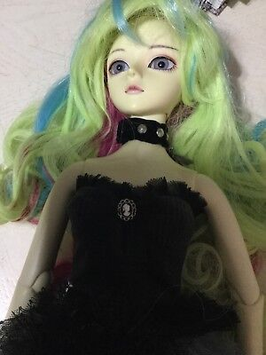 Fantasy doll Nina Asian Ball Joint Doll