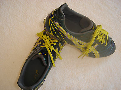 Asics Lethal Flash DS2 Football Boots  US10.5  Eu44.5  AFL,  Soccer  Rugby Touch