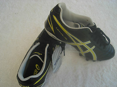 Asics Lethal RS  Brand New Football Boots  US8  Cm26  Eu41.5 AFL, Soccer,  Rugby