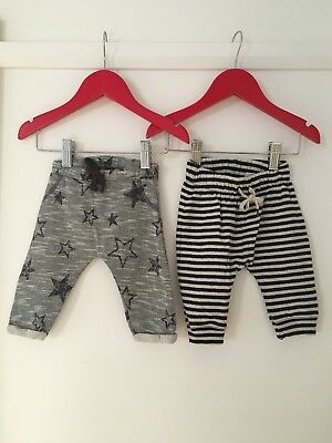 Country Road & Seed Baby Boy Pants Size 000 (0-3 Months) BNWOT