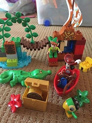 LEGO Duplo Jake And The Never Land Pirates