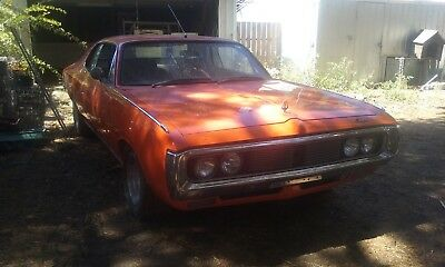 CH 1972 Chrysler by Chrysler two door hardtop coupe Australian Muscle Car