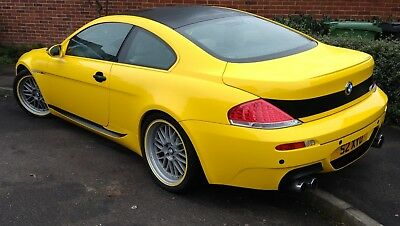 2006 BMW M6 V10 2 DR Coupe Petrol lots of service history,stunning car,swap,px,