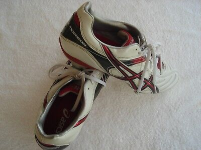 Asics Lethal Tigreor Rugby Football Boots  US9.5  Cm27.5  Eu43.5
