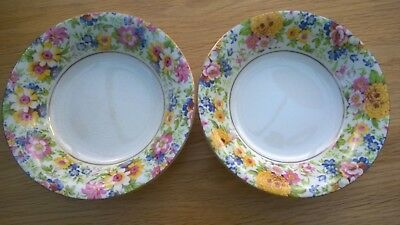 Beautiful Floral Vintage BCM/Lord Nelson Ware  - 2212 Marigold Design.
