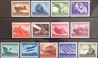 Germany Third Reich 1944 Heroes Memorial Day MNH/MLH