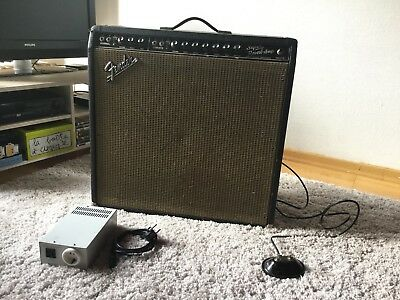Fender Super Reverb Vintage Blackface 1967 Original