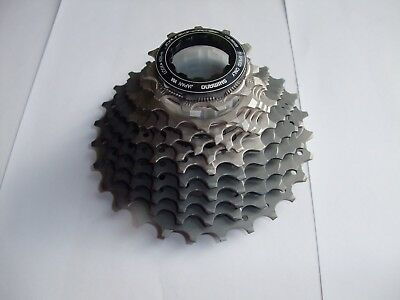 Shimano Dura Ace CS-R9100 11 speed Cassette 11-28, used once