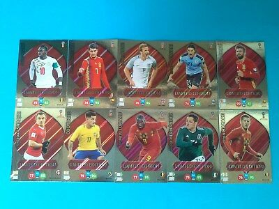 Panini Adrenalyn World Cup Russia 2018 Limited Edition a Scelta