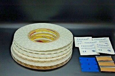3M 9080HL Double Sided Tape Bundle for Repairing Mobile Phone, Tablet, Computer