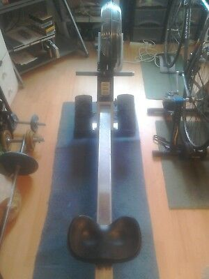 V Fit Rowing machine .used .
