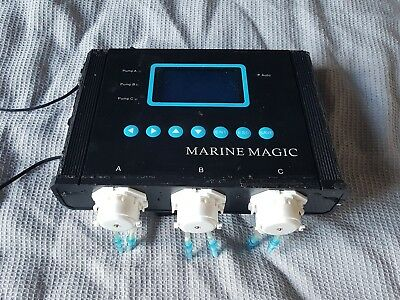 marine magic dosing pump