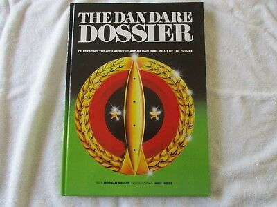 The Dan Dare Dossier Dan Dare Pilot Of The Future, Hardback 1990