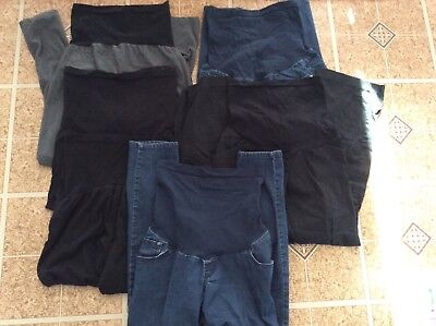Maternity Pant lot Various Brands and Style (Small)