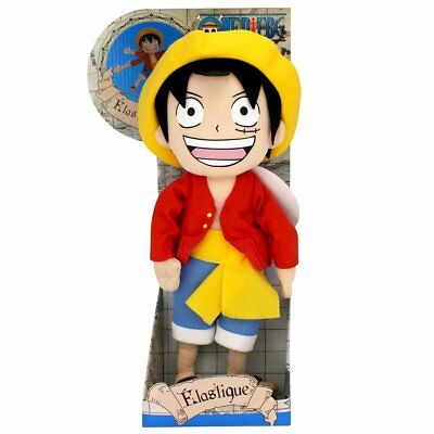 One Piece - Luffy 35cm Plush Stuffed Figure New Original Package