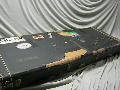 1985 HAMER EXPLORA CASE -- made in USA fits GIBSON EXPLORER