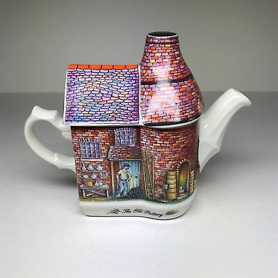 """Sadler Teapot """"The Old Pottery"""" - Lovely Condition"""