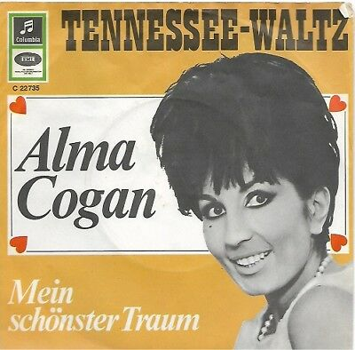Alma Cogan-Tennessee Waltz (Deutsch)