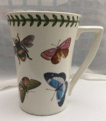 Butterflies mug Portmeirion Botanical cup, excellent condition