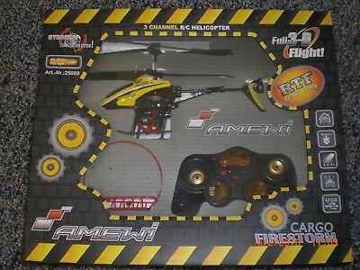 3 Channal R/C Helicopter
