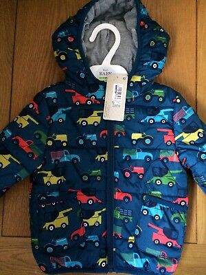 M&S Baby Boys Padded Coat 12-18 Months BNWT