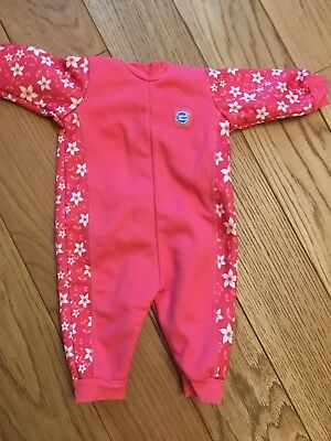 splash about warm in one Baby Wetsuit for Swimming