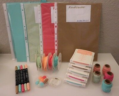 Stampin´ Up - In Color Sammlung
