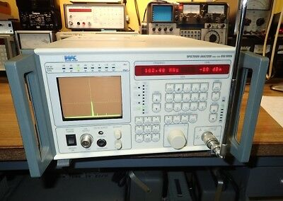 Wayne Kerr SSA1000A 1Gh Spectrum Analyzer w/AM FM Monitor receiver - Pristine