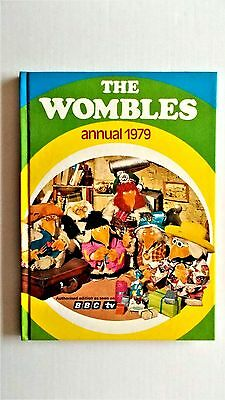 Wombles Annual 1979. World Distributors 1978. Fine condition, not priceclipped.