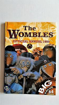 Wombles Annual 1999. World Distributors 1998. Fine condition, not priceclipped.