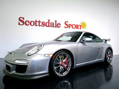 2010 Porsche 911 * ONLY 20K Miles...FRONT LIFT SYS. 2010 911 GT3 *  20K MILES, GT SILVER, FRONT LIFT, RS WHLS, 3M, LOADED, FLAWLESS