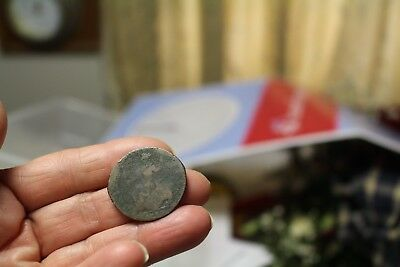 1779 Possible Early American Colonial Coin, Georgius.   Very Worn