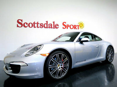 2016 Porsche 911 * ONLY 9K Miles... 4S AWD CPE 2016 CARRERA 4S CPE * 9K MILES, TURBO WHEELS, LOADED AWD 4S CARRERA! RARE!!