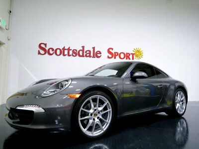 2015 Porsche 911 * ONLY 15,770 Miles...PANO ROOF! 15 911 CARRERA CPE * ONLY 15K MILES, AGATE GREY, PANO ROOF, LOADED, BEAUTIFUL!!
