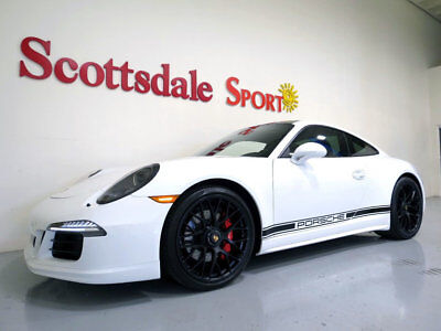 2015 Porsche 911 * ONLY 8,405 Miles...GTS 2015 CARRERA GTS w ONLY 8K MILES, PREM PK, SPRT CHRONO, CARBON FIBER, GLASS ROOF