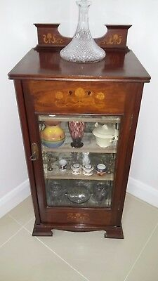 Glass Fronted Display Cabinet