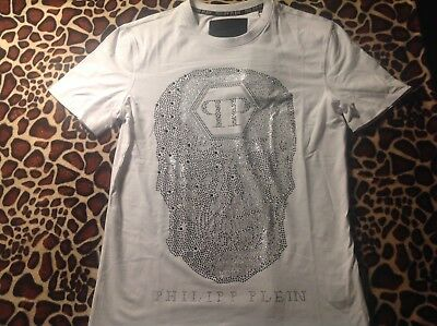 Philipp Plein Men Luxury Shirt Gr. XL=L