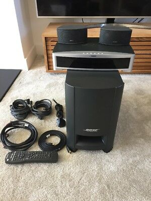 Bose 3·2·1 GS Series 3 DVD Home Entertainment System