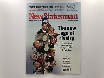 New Statesman Magazine February 2018 - NEW