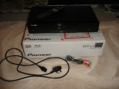 Pioneer BDP-LX55 DVD Player - USED GOOD CONDITION