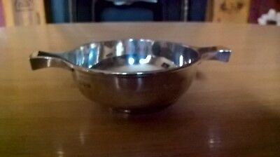 1859 Chester Solid Silver Marriage Cup