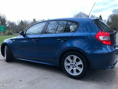 BMW 1 series 116i SE 23000 miles from new