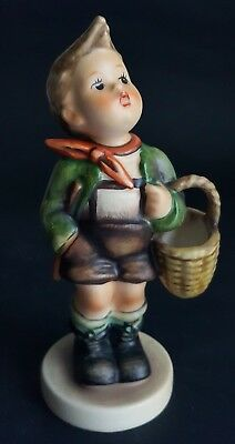 Vintage Hummel Goebel Figurine, 'Village Boy' 51 2/0