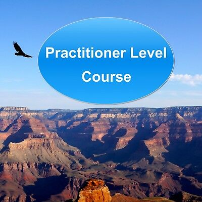 NLP Practitioner Training Course Home Study New £2K RRP 31 Mp3's + Colour Manual