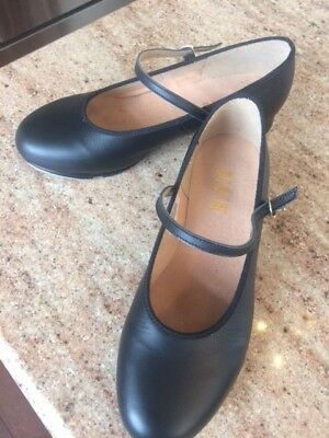 BLOCH Ladies Tap-On Dance Shoes size 8 - Like NEW