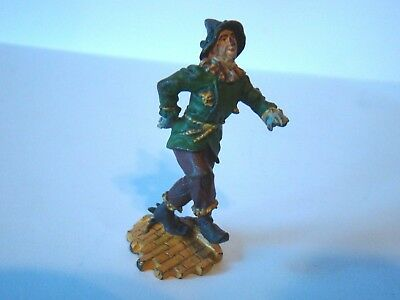 Bronze Scarecrow 1999 Wizard Of Oz Sculpture collection TFM