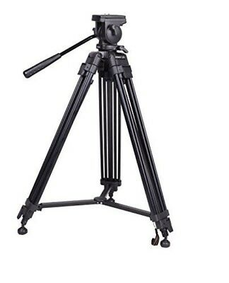 SOMITA Professional Video Tripod ST-650 65mm Bowl with 2 Quick Release Plates